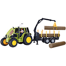 Buy John Lewis Farm Tractor, Green Online at johnlewis.com