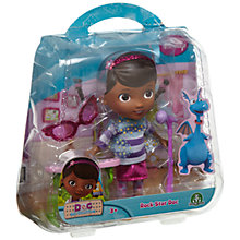 Buy Doc McStuffins Rock Star Doll Online at johnlewis.com