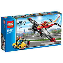 Buy LEGO City Airport Stunt Plane Online at johnlewis.com