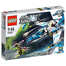Buy LEGO Galaxy Squad Swarm Interceptor Online at johnlewis.com