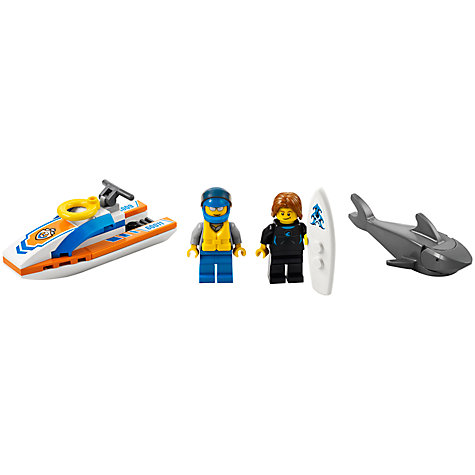 Buy LEGO City Coast Guard Surfer Rescue Online at johnlewis.com