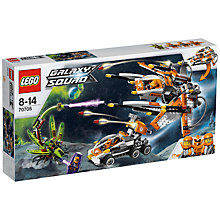 Buy LEGO Galaxy Squad Bug Obliterator Online at johnlewis.com