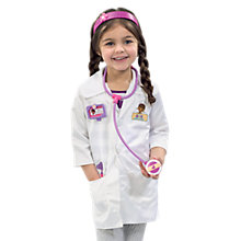 Buy Doc McStuffins Doctor Dress Up Set Online at johnlewis.com