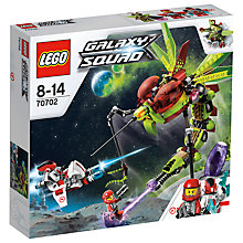 Buy LEGO Galaxy Squad Warp Stinger Online at johnlewis.com