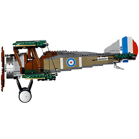 Buy LEGO Creator Sopwith Camel Online at johnlewis.com