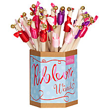 Buy Seedling Ribbon Wand, Assorted Online at johnlewis.com