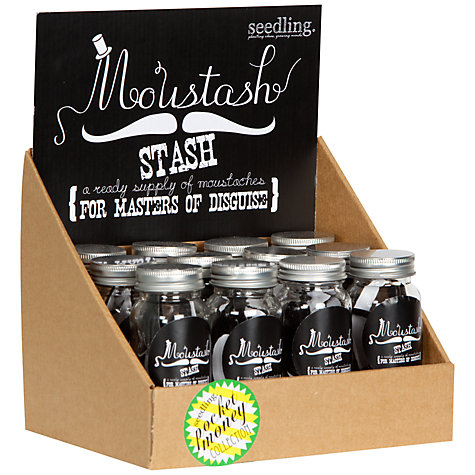 Buy Seedling Moustache Stash Online at johnlewis.com