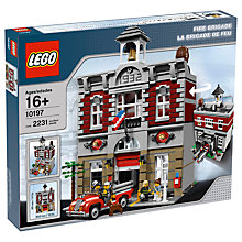 Buy LEGO Creator Fire Brigade Online at johnlewis.com