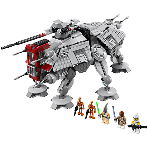 Buy LEGO Star Wars AT-TE Online at johnlewis.com