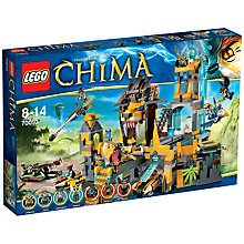 Buy LEGO Chima The Lion CHI Temple Online at johnlewis.com