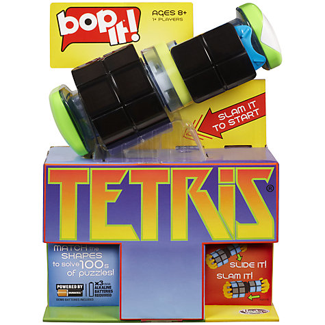 Buy Bop It Tetris Online at johnlewis.com