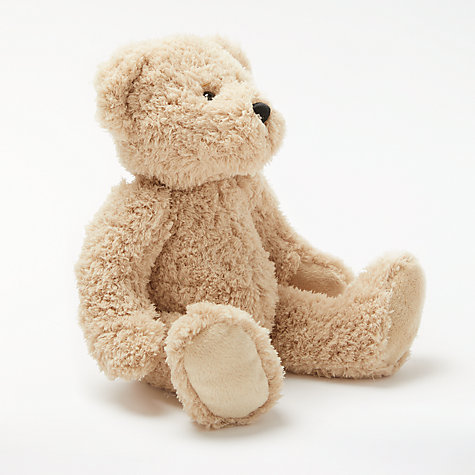 Buy John Lewis My First Teddy Bear, Small Online at johnlewis.com