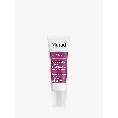 Buy Murad Perfecting Day Cream Broad Spectrum SPF 30 PA+++, 50ml Online at johnlewis.com
