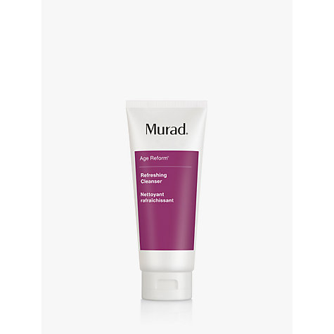 Buy Murad Refreshing Cleanser, 200ml Online at johnlewis.com