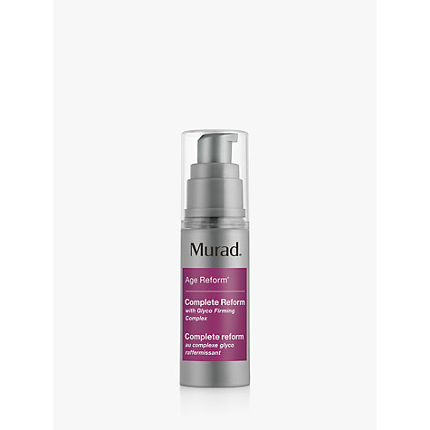 Buy Murad Complete Reform Firming Complex Online at johnlewis.com