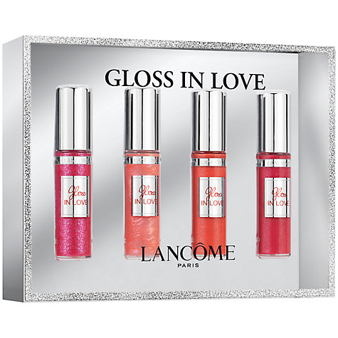 Buy Lancôme Mini Gloss In Love Christmas Gift Set, 4.5ml Online at johnlewis.com