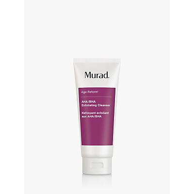 shop for Murad AHA/BHA Exfoliating Cleanser, 200ml at Shopo