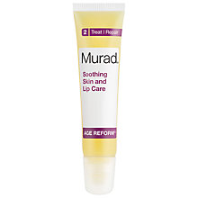 Buy Murad Soothing Skin and Lip Care, 15 ml Online at johnlewis.com