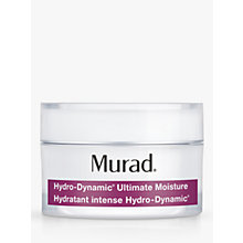 Buy Murad Hydro-Dynamic Ultimate Moisture, 50ml Online at johnlewis.com