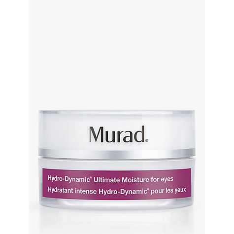 Buy Murad Hydra Dynamic® Ultimate Moisture for Eyes, 15ml Online at johnlewis.com