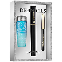 Buy Lancôme Défincils Mascara Gift Set Online at johnlewis.com