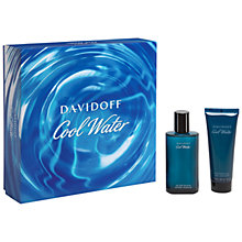 Buy Davidoff Cool Water After Shave Set, 75ml Online at johnlewis.com