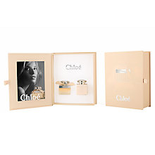 Buy Chloe Eau de Parfum Fragrance Set, 50ml Online at johnlewis.com