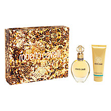 Buy Roberto Cavalli Eau de Parfum Fragrance Set, 50ml Online at johnlewis.com