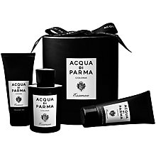 Buy Acqua di Parma Colonia Essenza Eau de Cologne Gift Set, 100ml Online at johnlewis.com