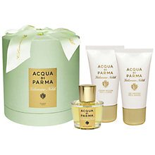 Buy Acqua di Parma Gelsomino Nobile Eau de Parfum Gift Set, 50ml Online at johnlewis.com