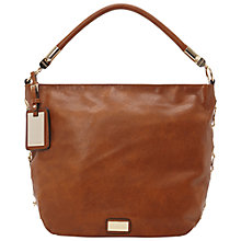 Buy Dune Dlouch Chain Detail Slouchy Shoulder Handbag Online at johnlewis.com
