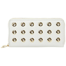 Buy Dune Keyelet Zip Around Purse Online at johnlewis.com