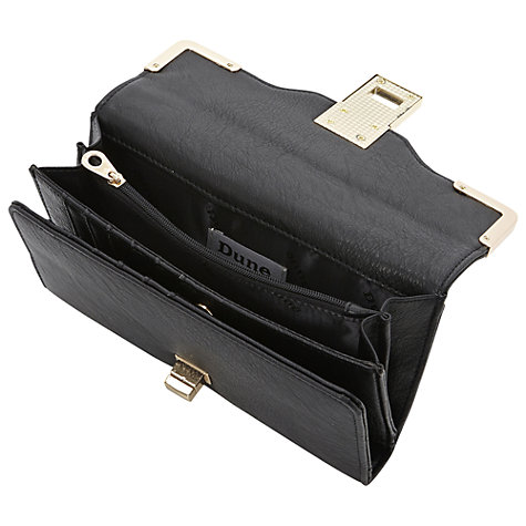 Buy Dune Korners Turnlock Purse Online at johnlewis.com