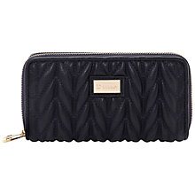 Buy Dune Kuilted Quilted Dual Zip Purse Online at johnlewis.com