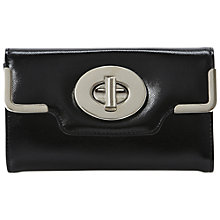 Buy Dune Kinny Turnlock Front Purse Online at johnlewis.com
