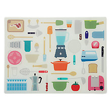 Buy Joseph Joseph Kitchen Tools Glass Worktop Saver Online at johnlewis.com