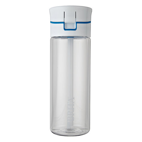 Buy Brita Fill & Go Water Bottle, Blue Online at johnlewis.com