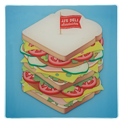 Buy Joseph Joseph Sandwich Glass Worktop Saver Online at johnlewis.com
