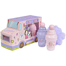 Buy Glitter Fairies Ice Cream Bath Set Online at johnlewis.com