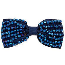 Buy John Lewis Girl Party Bow Clip Online at johnlewis.com