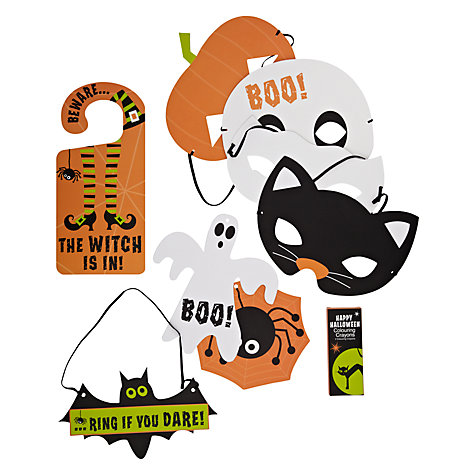 Buy Neviti Halloween Kit Online at johnlewis.com