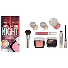 Buy bareMinerals Bring On The Night Collection Online at johnlewis.com