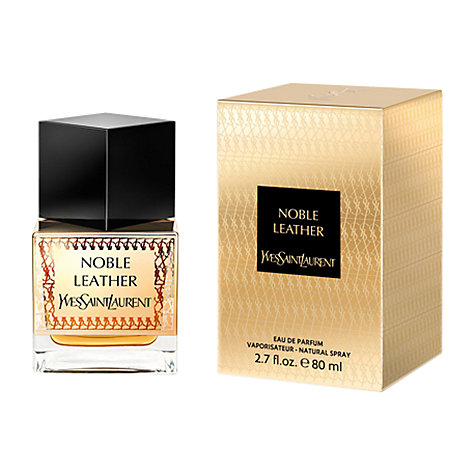Buy Yves Saint Laurent Noble Leather Eau de Parfum Spray, 80ml Online at johnlewis.com