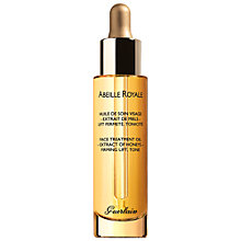 Buy Guerlain Abeille Royale Nourishing Treatment Oil, 50ml Online at johnlewis.com