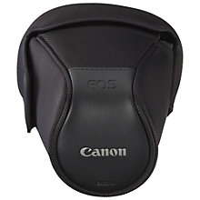 Buy Canon EH22-L Semi-Hard Case for EOS 500D, 550D, 600D, 650D Online at johnlewis.com