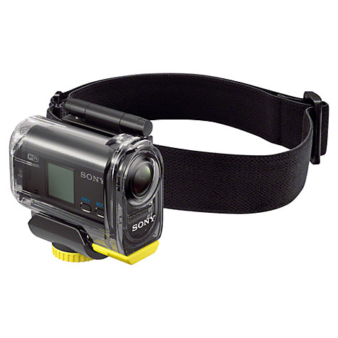 Buy Sony Waterproof Head Mount for AS15 Action Cam Online at johnlewis.com