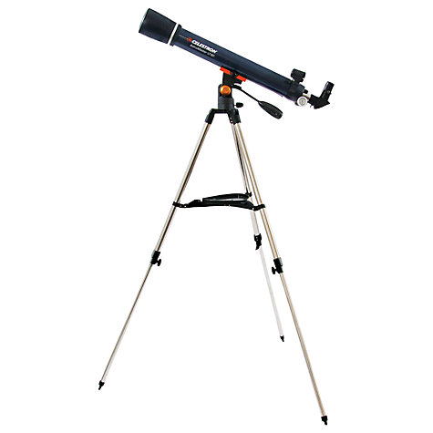 Buy Celestron AstroMaster LT 60AZ Plus Refractor Telescope with Moon Filter and 175x Eyepiece Online at johnlewis.com