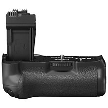 Buy Canon BG-E8 Battery Grip for EOS 550D, 600D, 650D and 700D Online at johnlewis.com