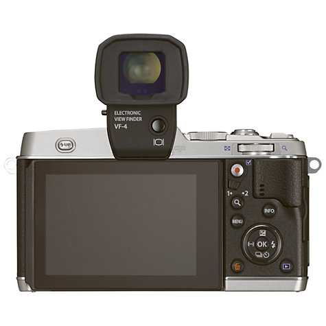 Buy Olympus PEN E-P5 Compact System Camera with 14-42mm Lens, HD 1080p, 16.1MP, EVF, 3 LCD Online at johnlewis.com