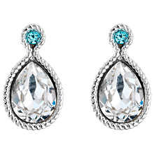 Buy Estella Bartlett Live As You Dream Crystal Teardrop Earrings Online at johnlewis.com